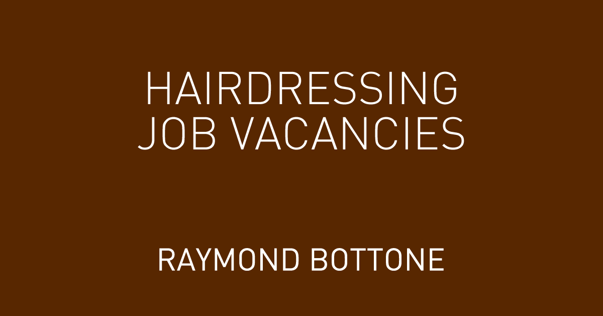 Hairdressing Apprentice Jobs Training Amp Careers In