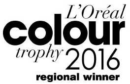 Winners of the L'Oreal Colour Trophy Eastern Region in 2016
