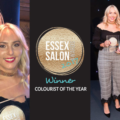 Raymond Bottone Stylist Crowned Winner At Essex Salon Awards 2017