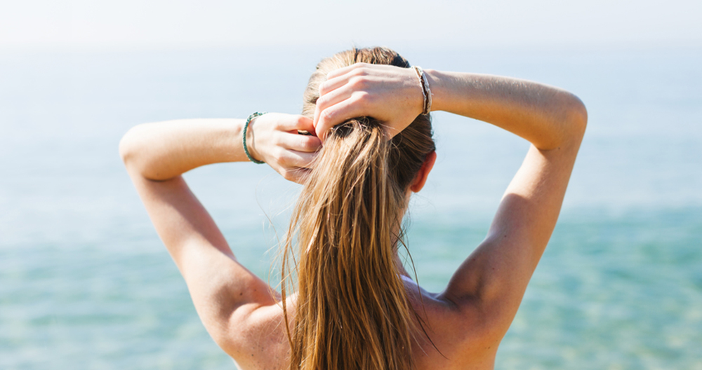 5 Tips For Healthy Summer Hair…